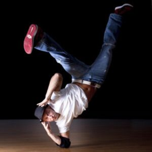 Matt steffanina Break dance