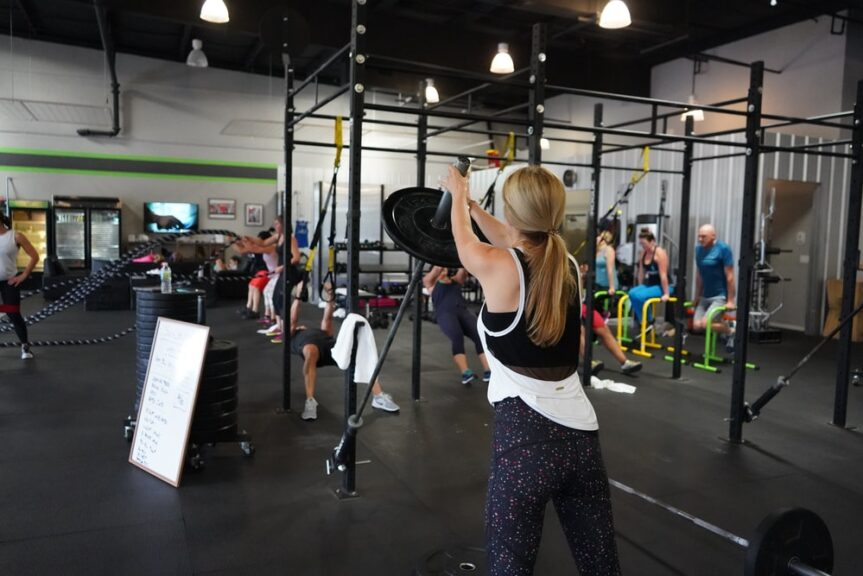 Free CrossFit Workout Class at PSB Fitness Mississauga