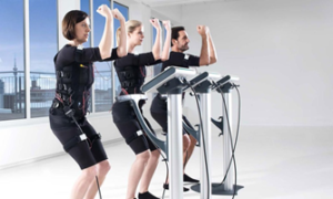 EMS training impressive results