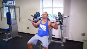 Intensive weight training